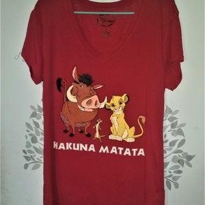 Disney Hakuna Matata t-shirt